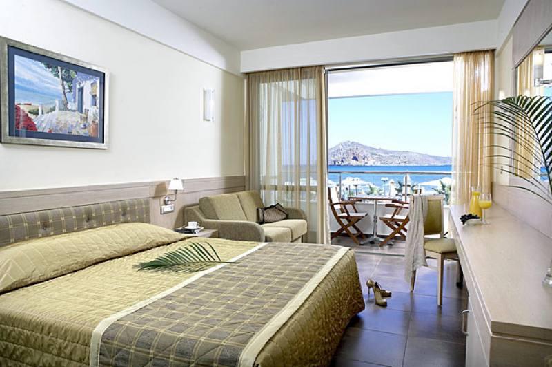 Hotel Thalassa Beach Resort - Agia Marina - Chania Kreta